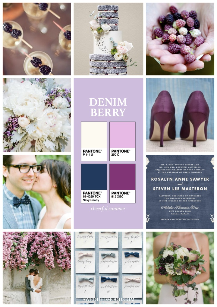Denim Berry